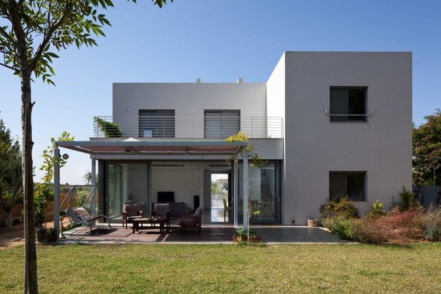 חשיפת אדריכלים – בית במושב רמות מאיר