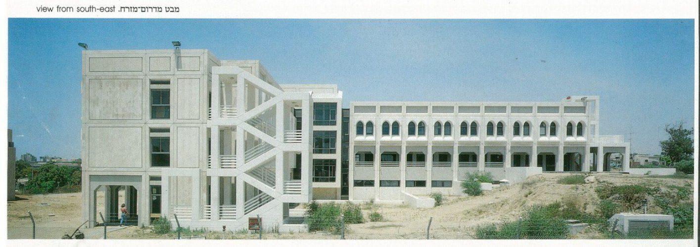 הפקולטה להנדסה באוניברסיטת תא (1)