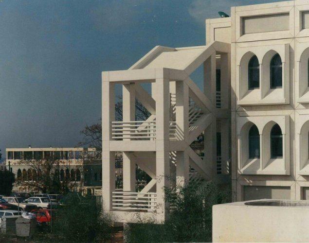 הפקולטה להנדסה באוניברסיטת תא (2)